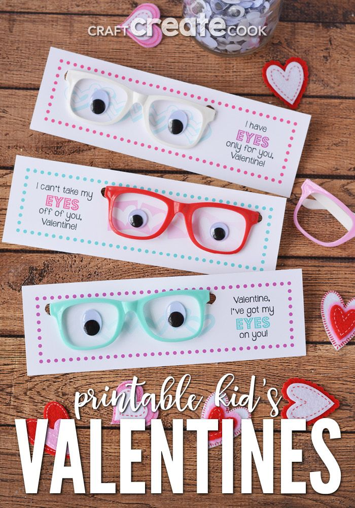 picture about Printable Kid Valentine named Printable Valentine Playing cards valentines Home made valentine