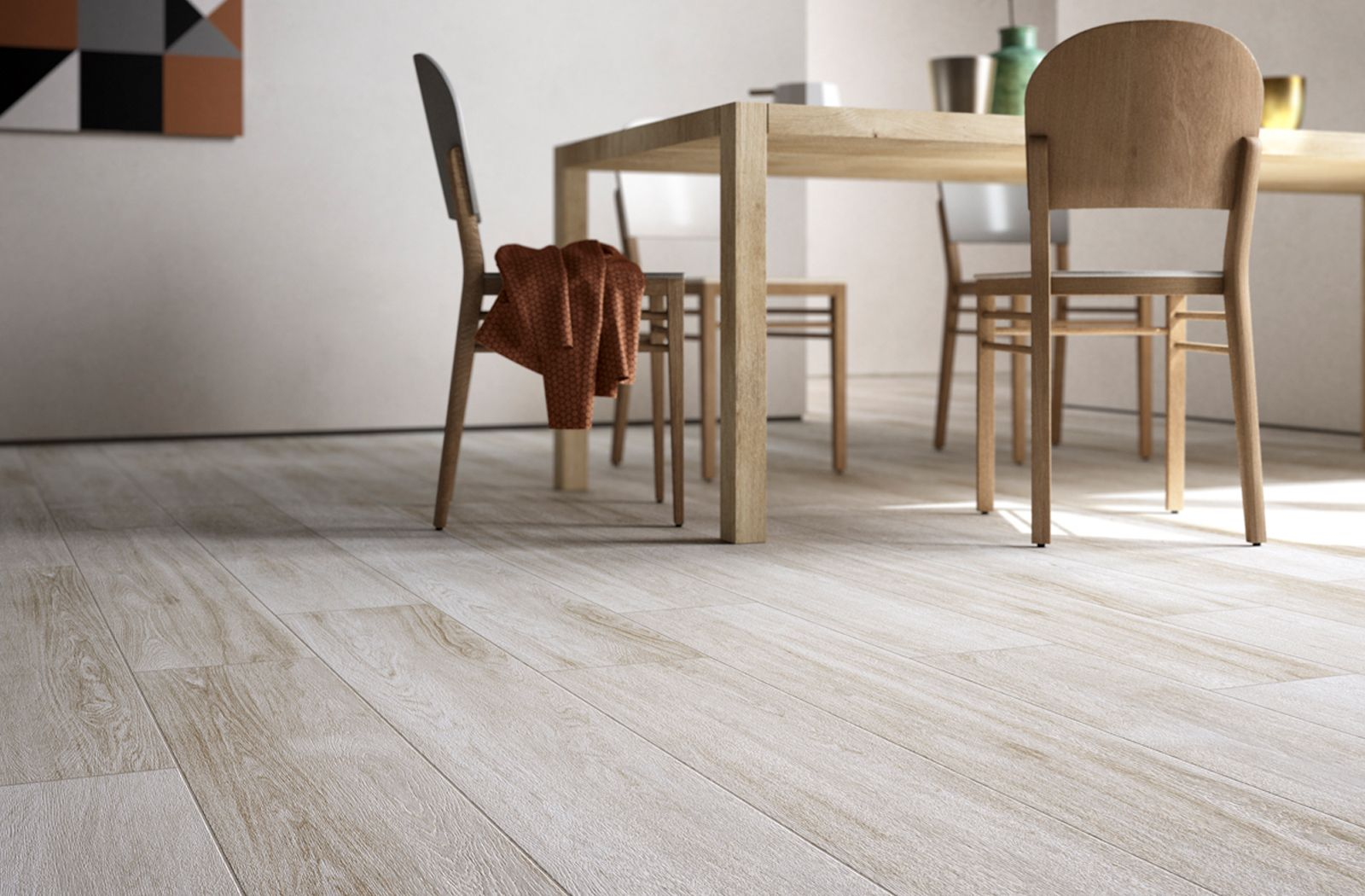 In recent years, Wood effect tiles has been the design to go for when  homeowners select their house flooring