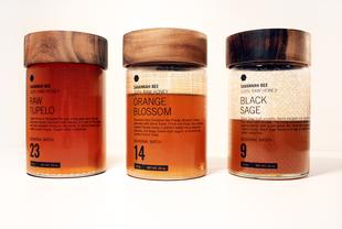 Lovely Honey packaging .