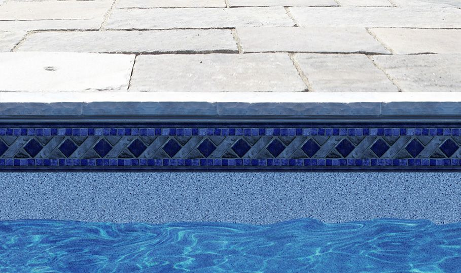 Inground Liner Patterns Pool Supplies Pool Liners Outdoor Decor