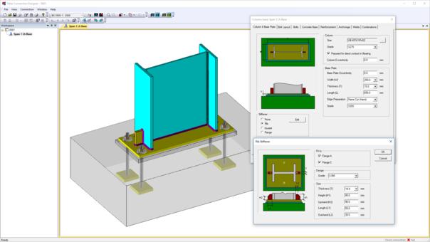 Portal Frame Designer | Tekla Portal Frame Designer & Tekla
