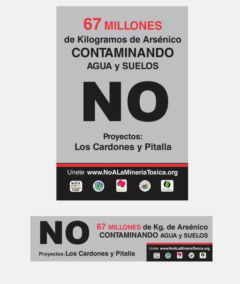 67 MILLONES De Kilogramos De Arsenico CONTAMINANDO AGUA Y SUELOS  #MineriaToxica Los Cardones #BCS