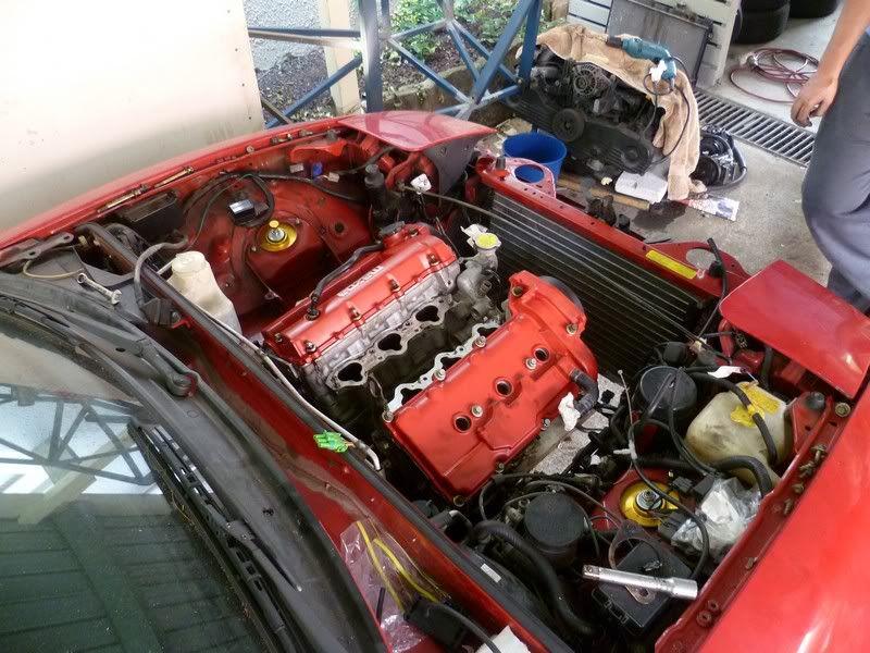 Kl Mazda V6 Swap Thread Page 7 Mx 5 Miata Forum Miata