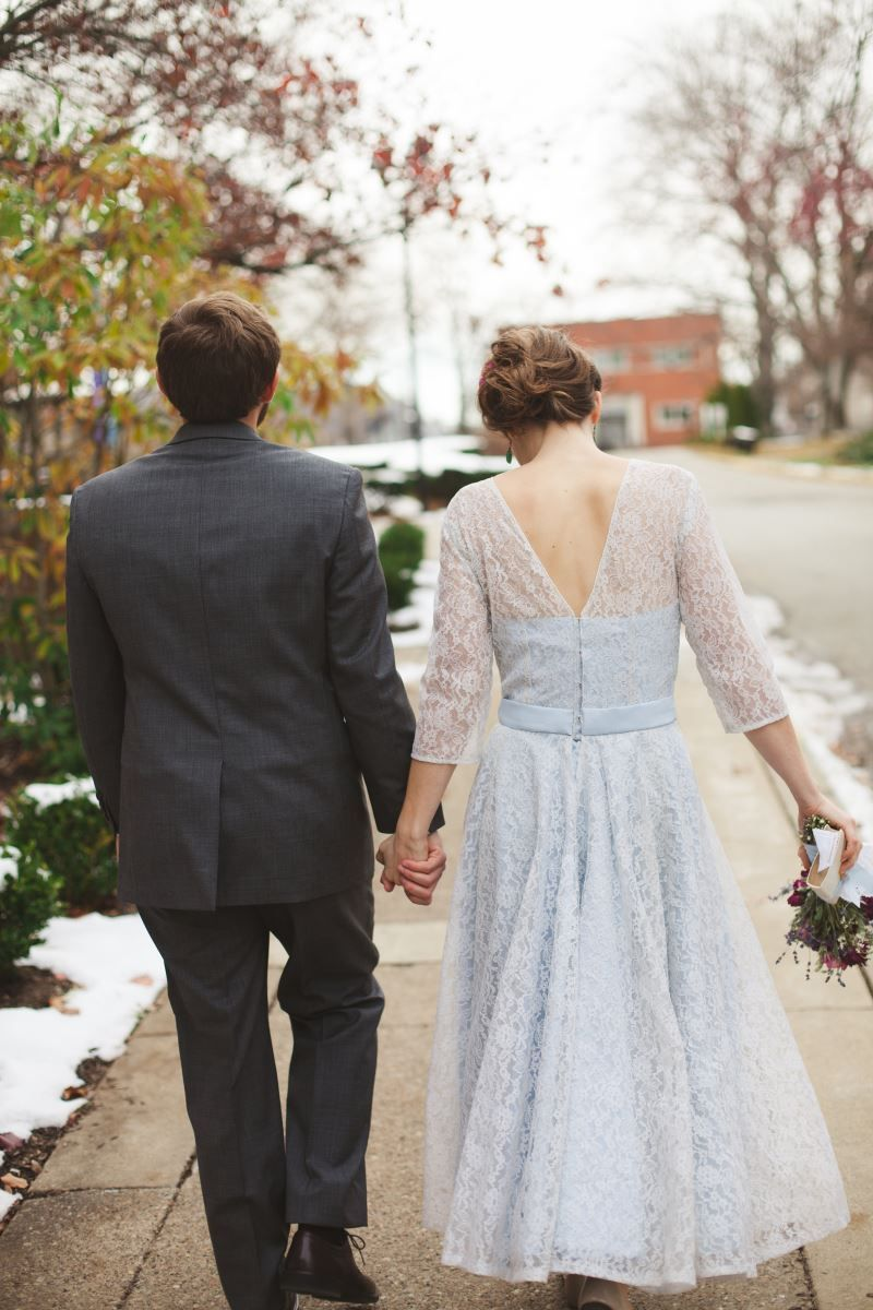 Monica\'s Wedding Gown Cleaning in Ohio | Real Bride Spotlight Blog ...