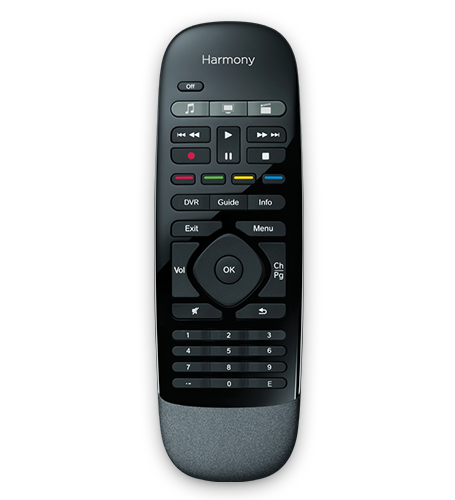 Harmony Smart Control Remote For Ipad Iphone Android Logitech This Is Hands Down The Best Universal Remote I Remote Remote Control Cool Things To Buy