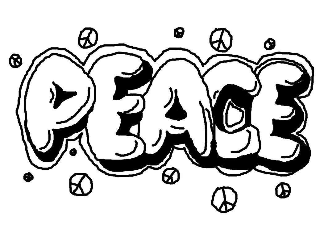 Graffiti Coloring Pages For Teens And Adults Best Coloring Pages For Kids Word Drawings Easy Graffiti Drawings Graffiti Style Art