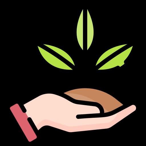 Plantio ícones em vetor livre criados por Freepik | Bruxas, Magia das ervas, Significado das cores