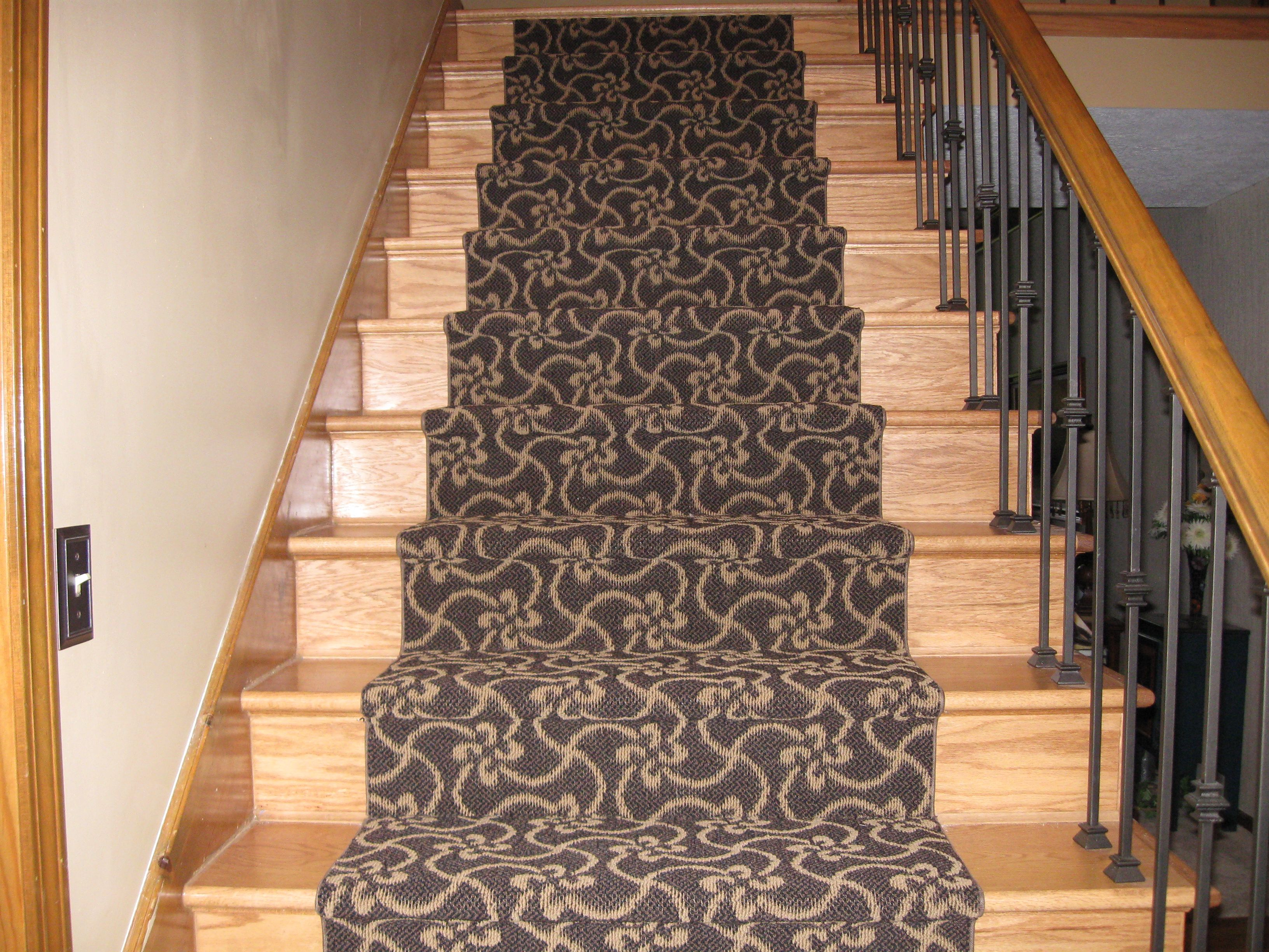 Murfreesboro Real Estate Tips Installing Carpet Runner On Wood Stairs