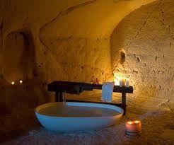 Grotte della Civita. Matera