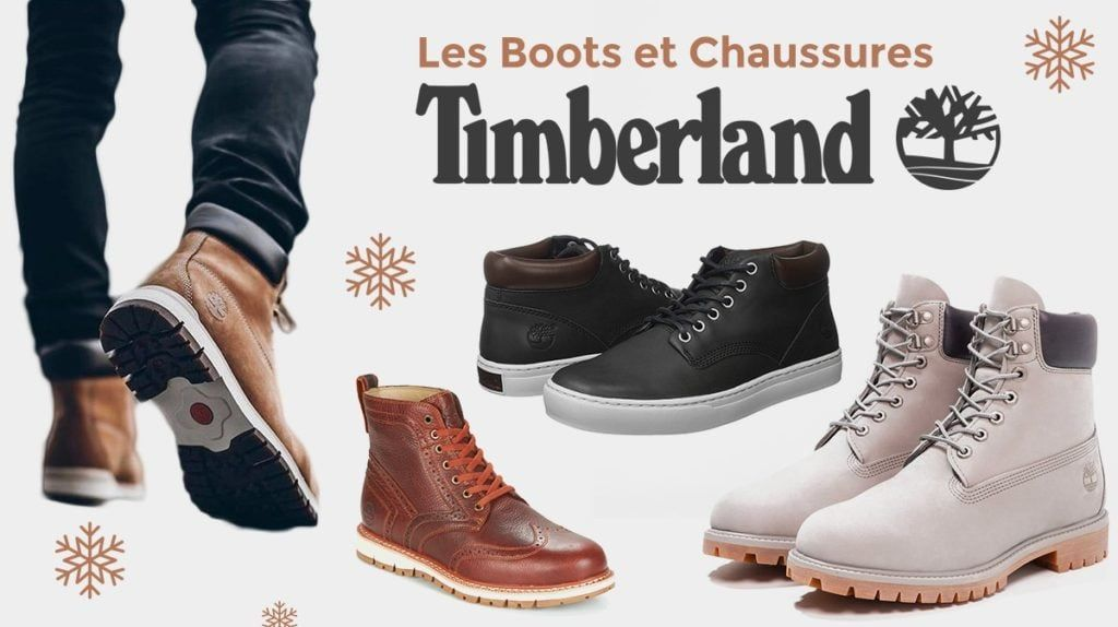 chaussure timberland hommes hiver