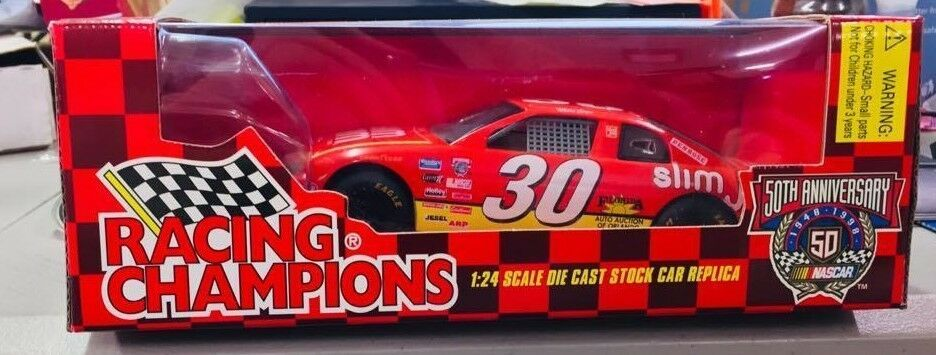 30 Mike Cope Slim Jim 124 Scale Nascar (With images