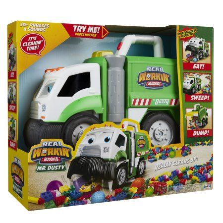 Toys   Toys/Kid Gifts   Garbage truck, Toys, Trucks