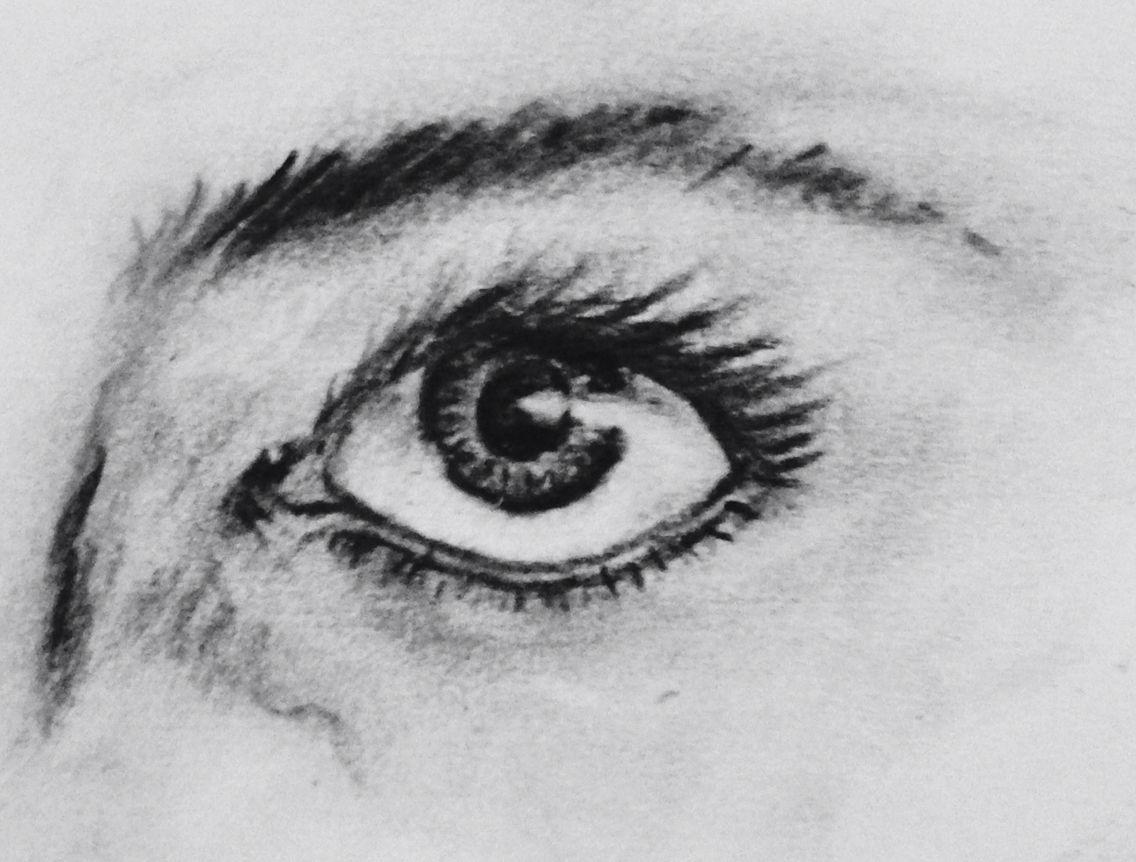 Eye charcoal