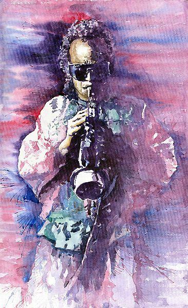 Miles Davis Meditation 2