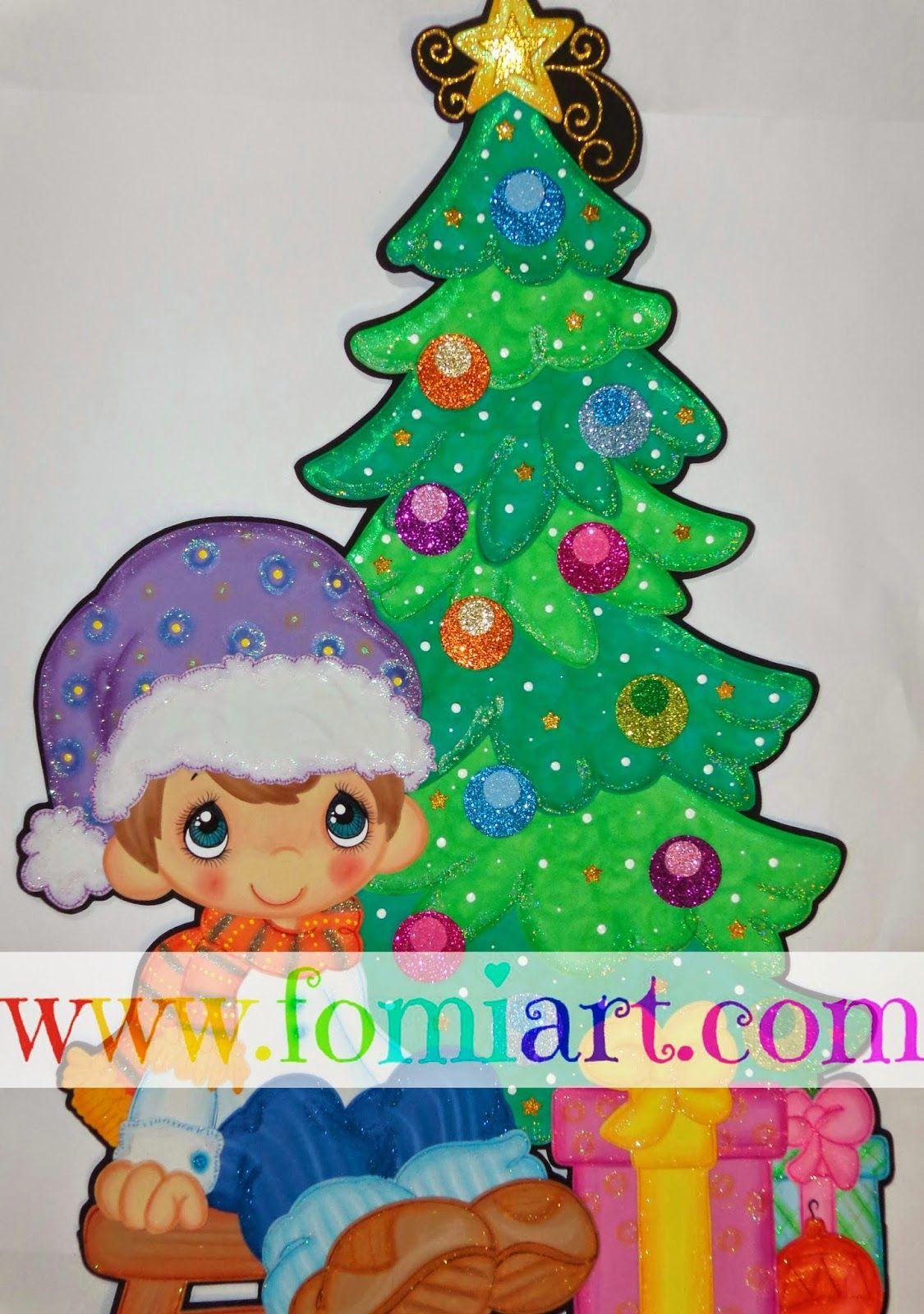 Fomiart+Diciembre+Arbol+de+Navidad+CON+NIÑO.jpg (1125×1600)