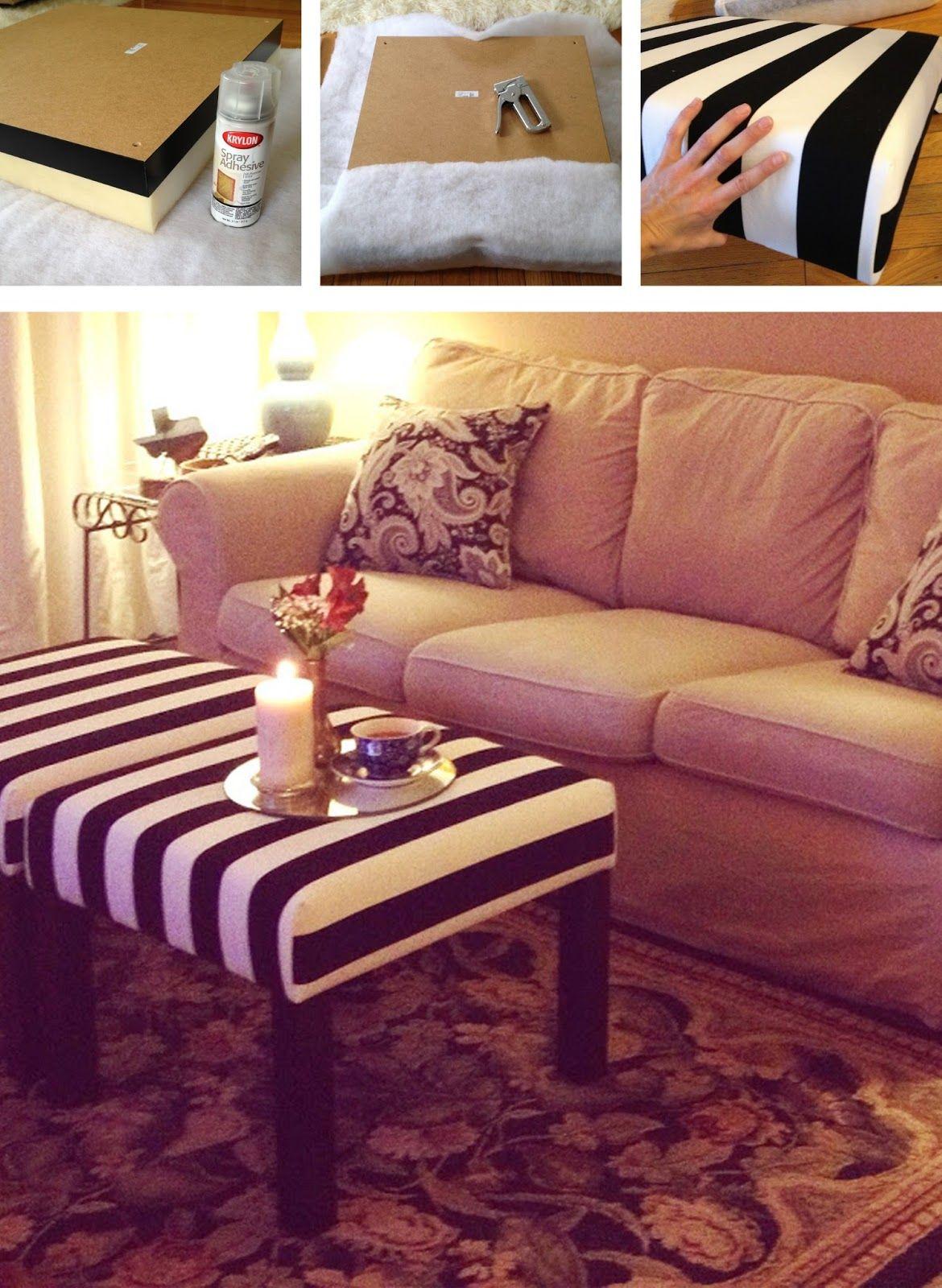 Ikea Hacker - Decora tu mesa lack | Muebles diy | Pinterest | Ikea ...