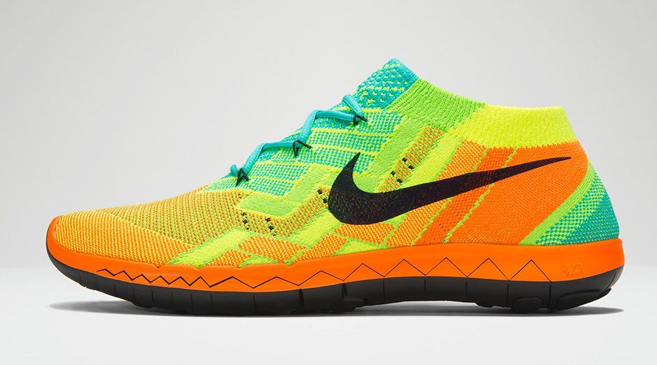 Nike Free 3.0 Chaussures Flyknit Colorways