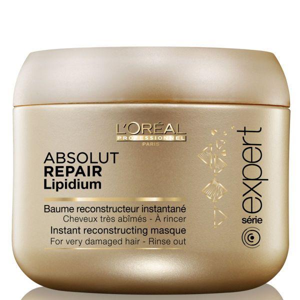 d2a5ce395 Product Review: L'Oreal Absolut Repair Lipidium Masque | Products we love!  | Productos loreal, Cabello, Color de pelo