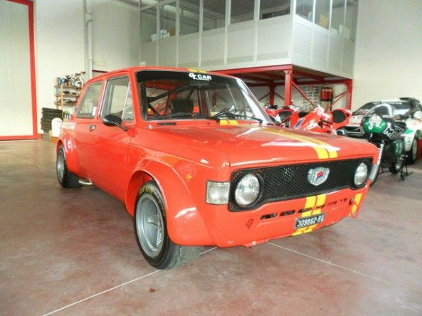Fiat 128 Giannini Gr 2 With Images Fiat 128 Fiat Rally Car