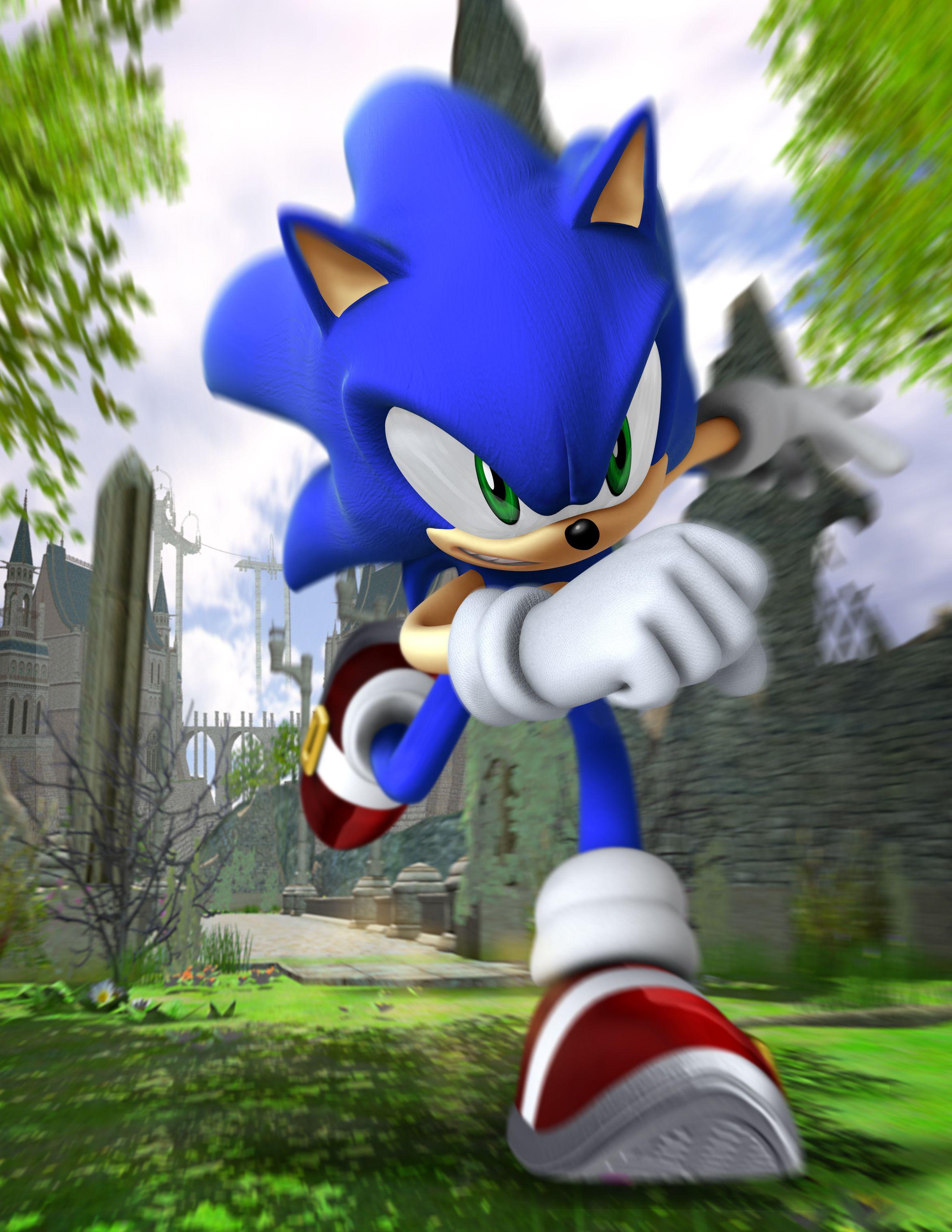Sonic The Hedgehog 2006 Sonic The Hedgehog Sonic Hedgehog