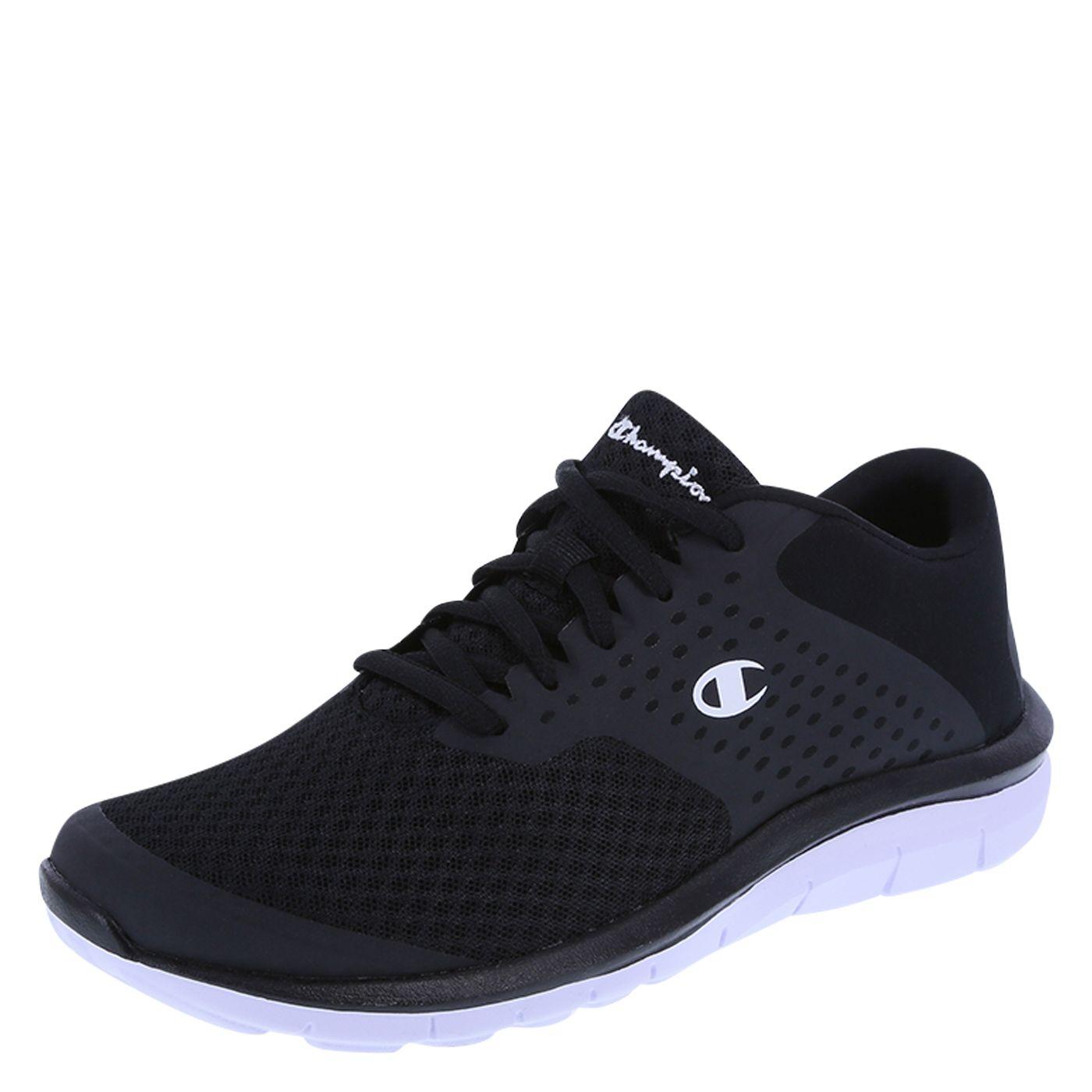 4b49764b9d4176 Women s Gusto Cross Trainer (Black   White). Champion Gusto Women s Trainer  Shoe