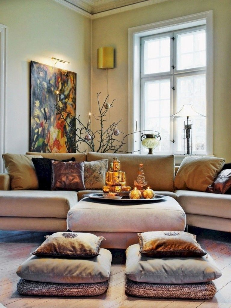 44 pretty living room pillows ideas you should have in