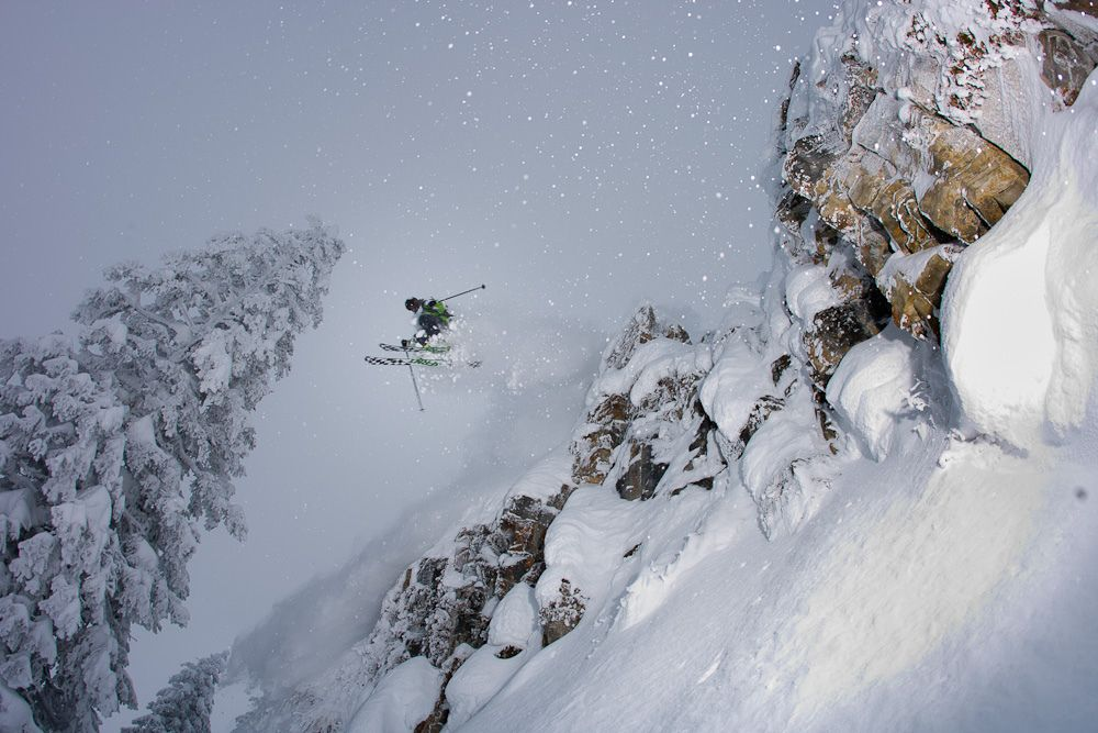 grand targhee a family friendly powder paradise | snow conditions