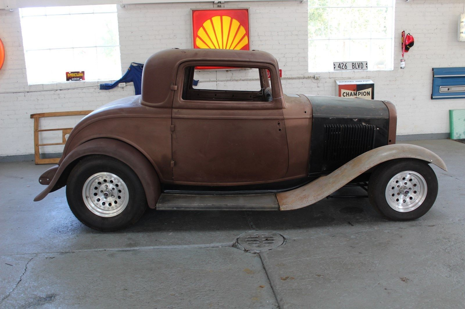 1932 Ford 3 Window Coupe - Henry Ford Steel | 1932 ford, Ford and ...