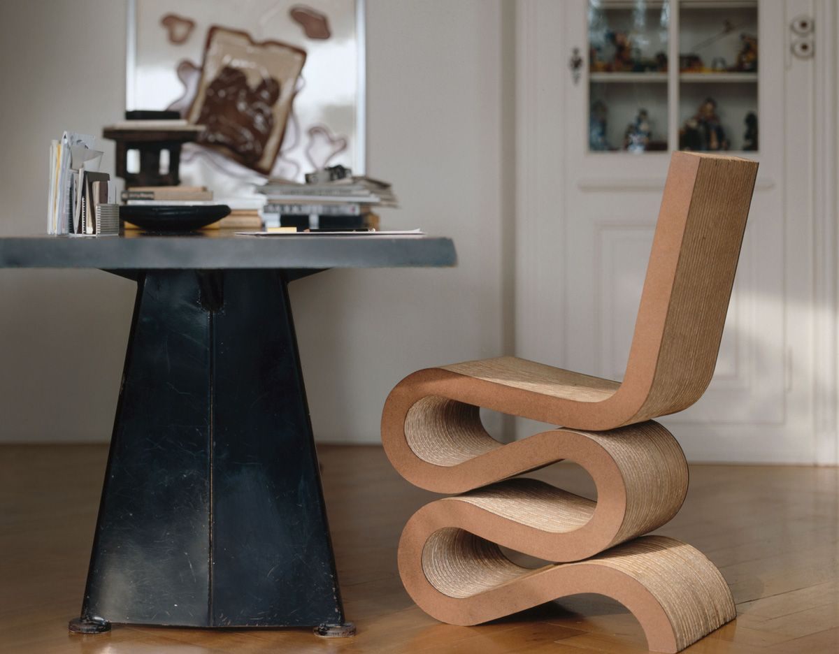 wiggle chair | Iconic furniture design, Iconic furniture