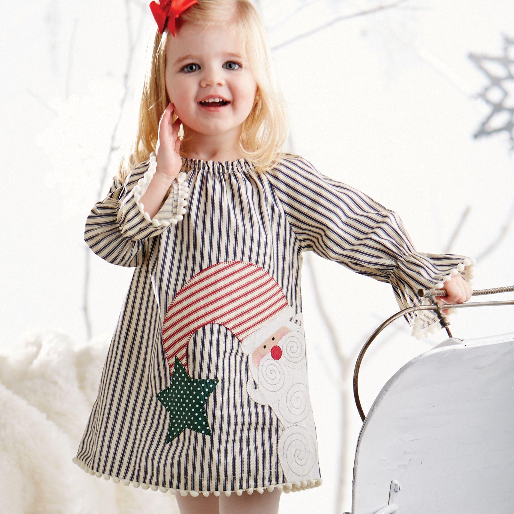 Santa Dress by Mud Pie I think I can make something similar Super
