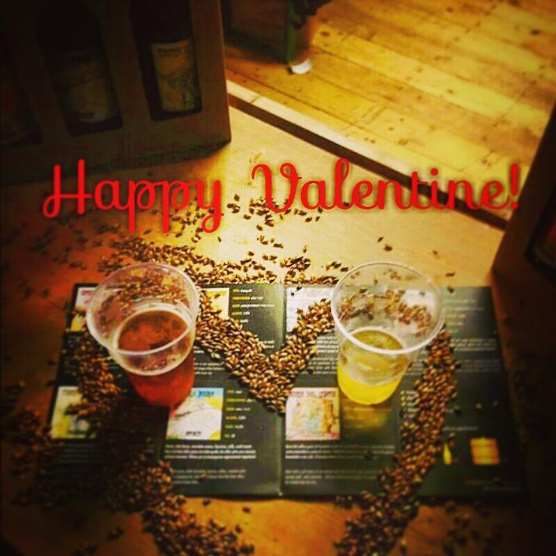 From Legnone... #birraartigianale #Valtellina #craftbeer #italiancraftbeer #instabeer #instalove #valentine #love