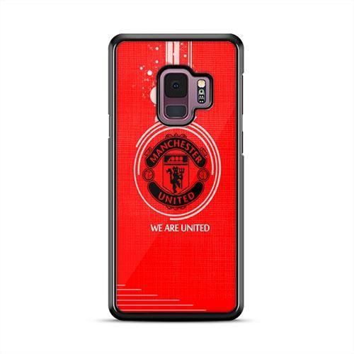 Get Beautiful Manchester United Wallpapers Red samsung wallpaper red #Hintergrundbild #tapete Manchester United Red Wallpaper Samsung Galaxy S9 Case | Caserisa