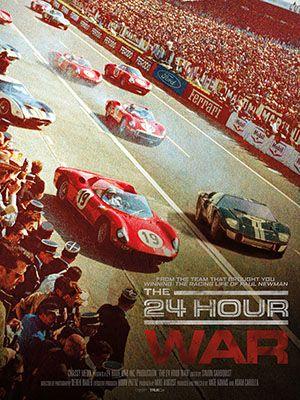 The 24 Hour War 2016 Netflix Automobilismo 1080p