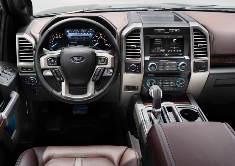 2015 Ford F 150 Top 10 Innovative Features On Ford S Best Selling