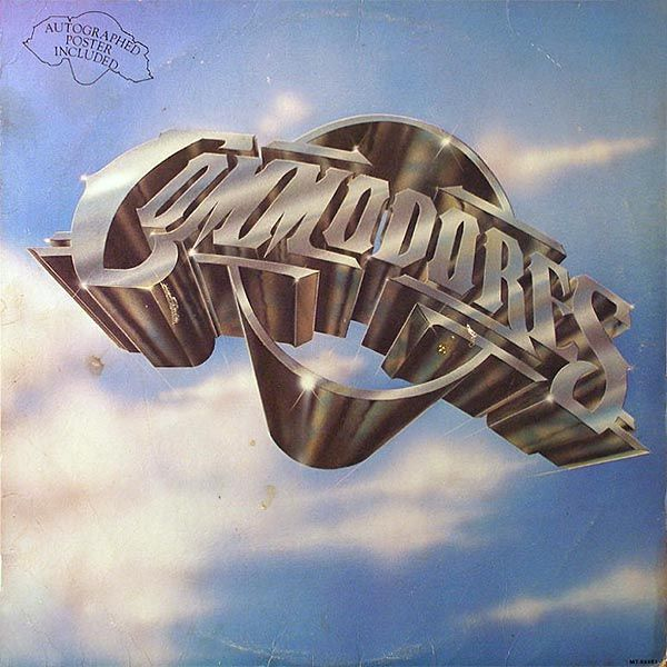 The Commodores: Commodores 1977 (c) Motown