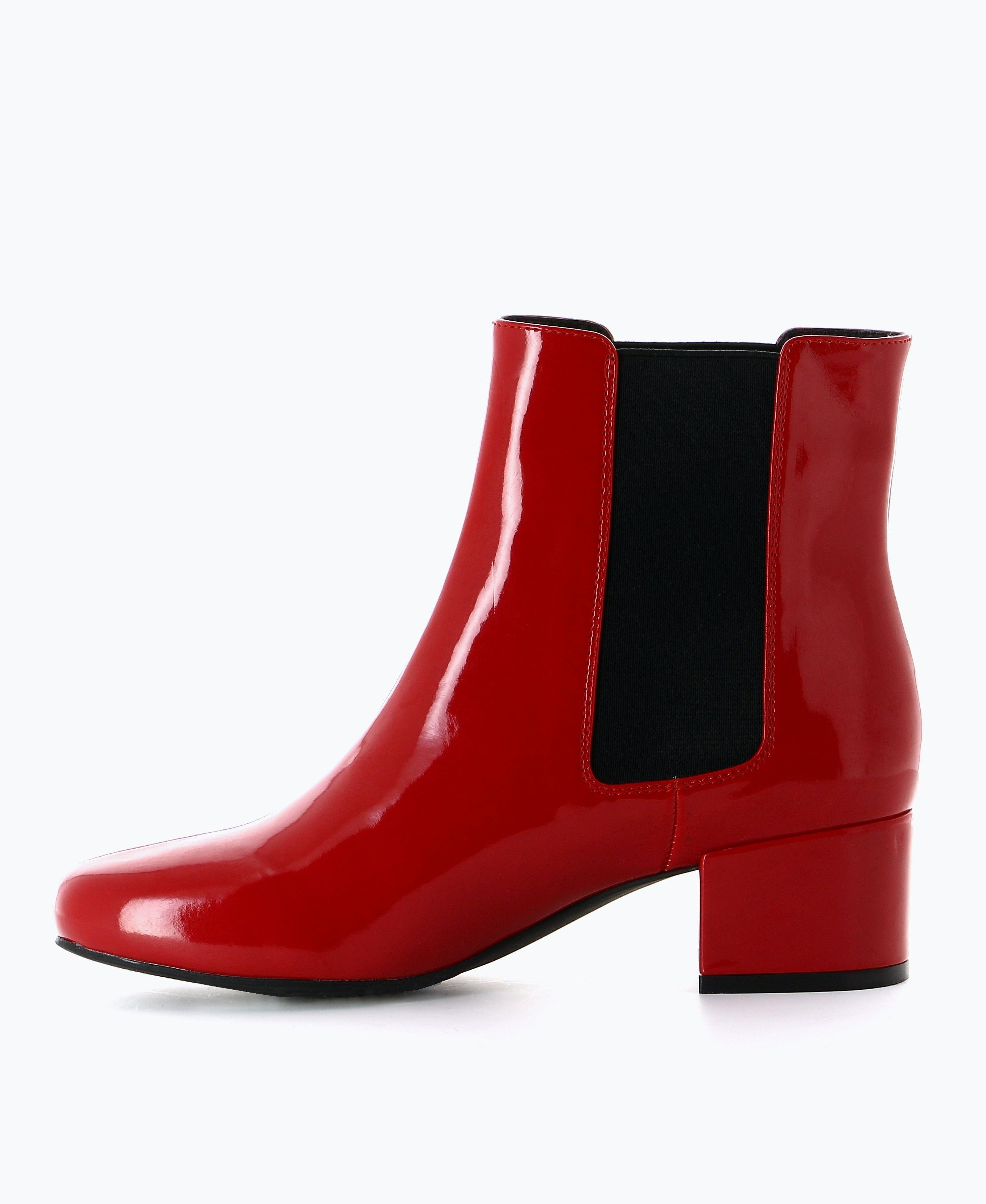 f3392b61e8c8ea Boots sixties - Boots - Catégories - FEMME | Texto Texto Chaussures, Vente  De Chaussures