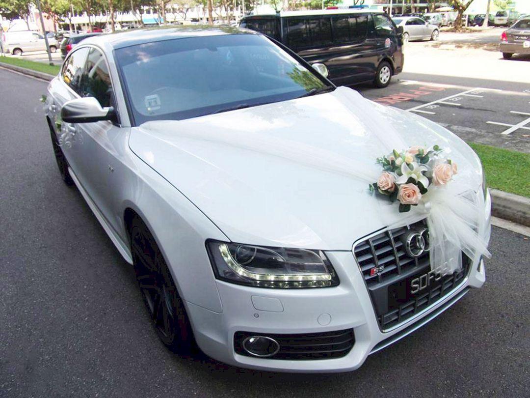 45 Awesome Wedding Car Decorations Ideas Decoration And Wedding