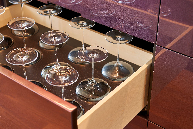 Wohnzimmer Aufbewahrung Weinglaser Armellini Design Innenarchitektur Und Fertigung Ladenbau Weinglas Design