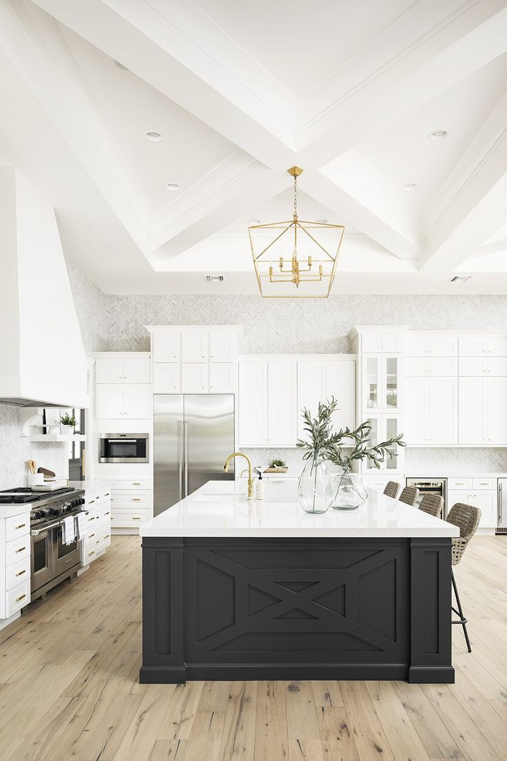 WHITE WING WATERMAN KITCHEN REVEAL