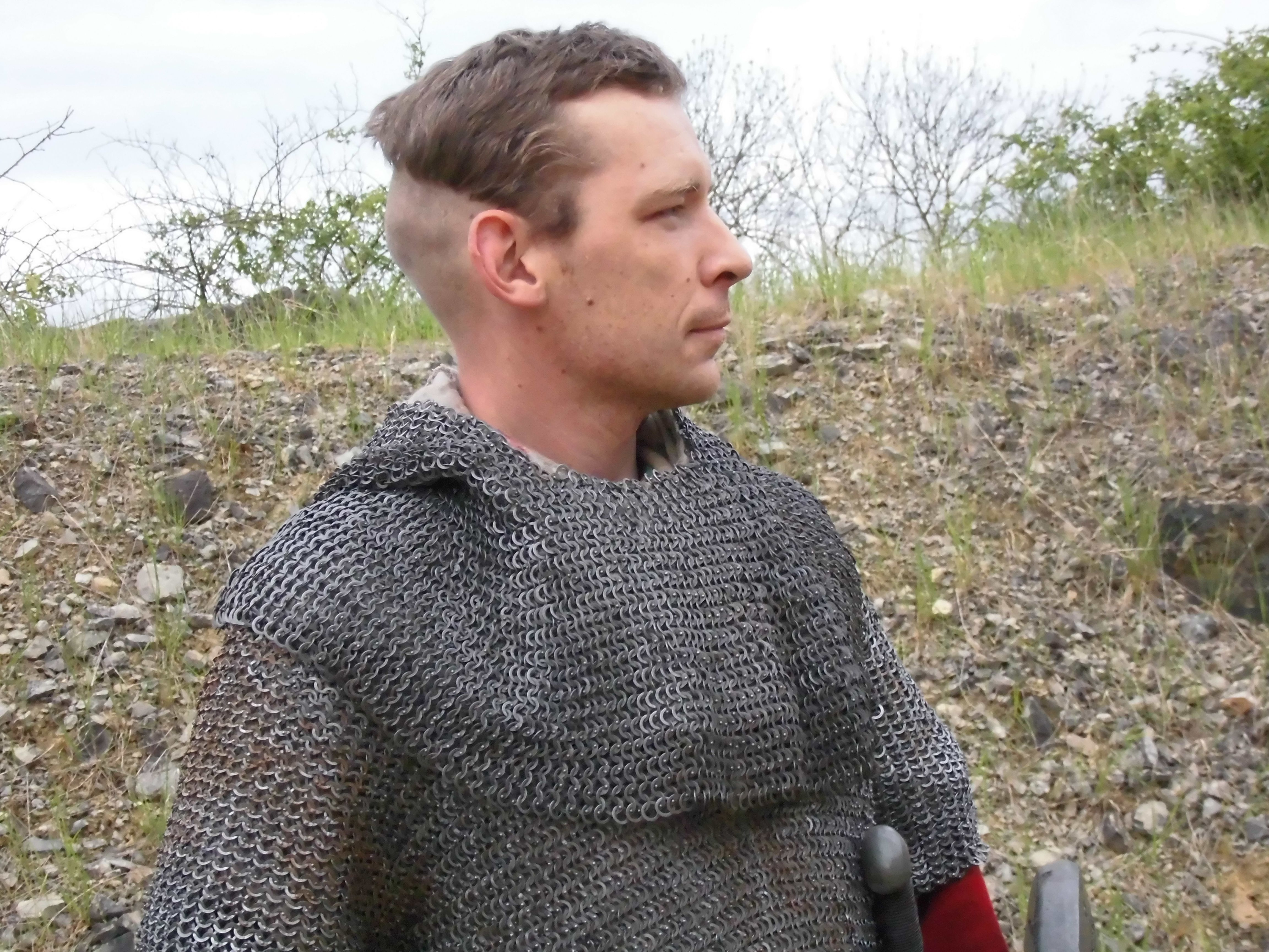 Norman Haircut Viking And Norman Equipment Pinterest Norman