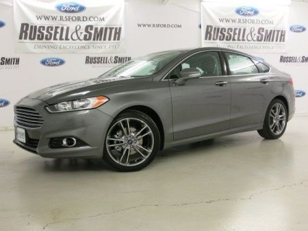 2014 Ford Fusion Titanium In Houston Tx Ford Fusion Car