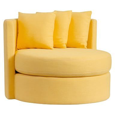 Round About Chair Wooden Office Chair Leather Dining Room Chairs Plush Chair
