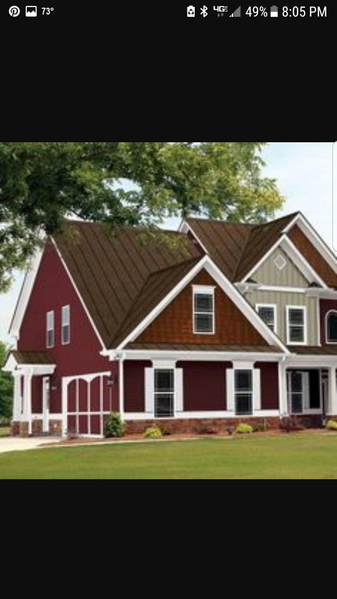 Colori Per Pittura Esterna Casa pin di claire martin su new house   colori esterni casa