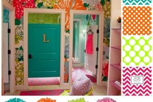 lily-pulitzer-inspired-classroom by Schoolgirl Style www.schoolgirlstyle.com