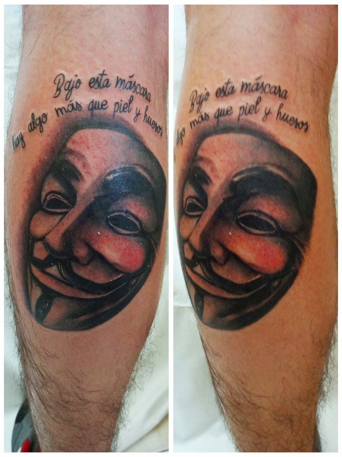 V for Vendetta - V de Vendetta