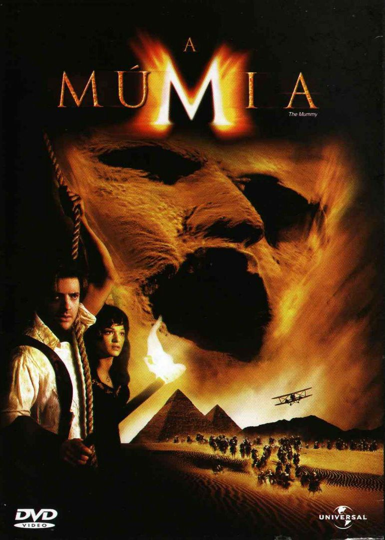 A Mumia Stephen Sommers 1999 A Mumia