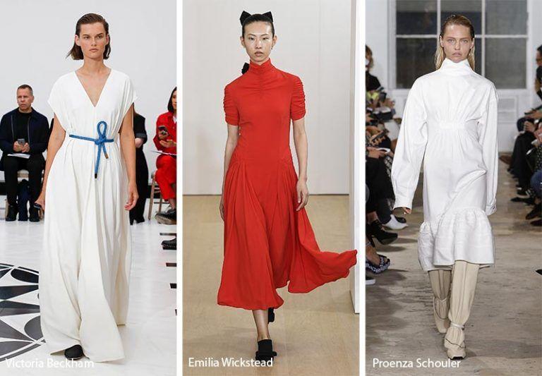 b794db7e55 Spring  Summer 2019 Fashion Trends  Simple Elegant Dresses