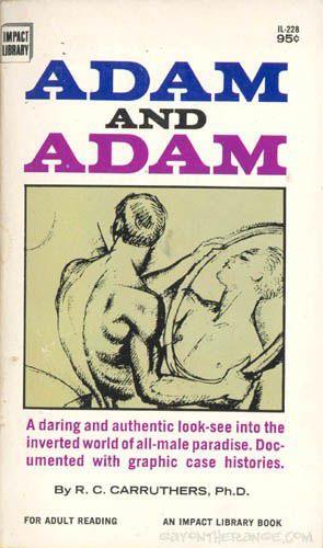 Adam for adam gay website