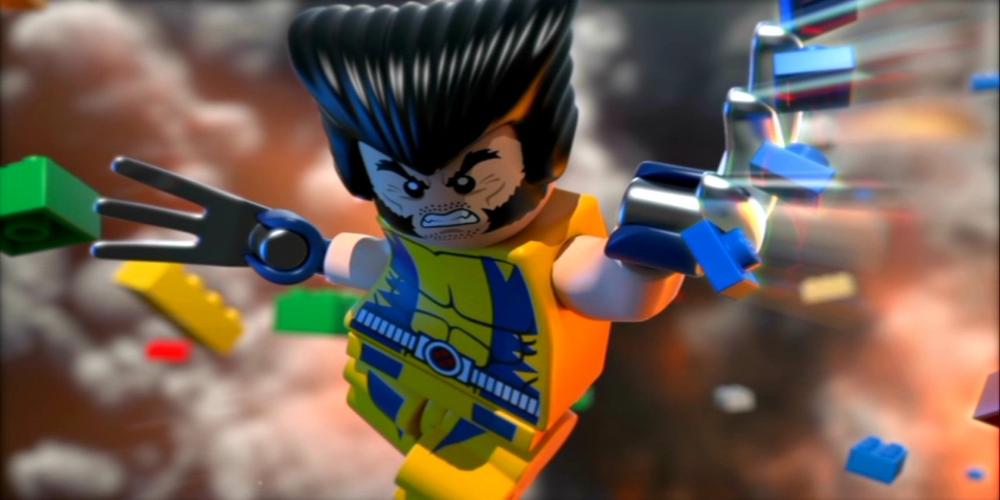 Video Game Lego Marvel Super Heroes Lego Wolverine Wallpaper Lego Marvel Lego Marvel Super Heroes Marvel Superheroes