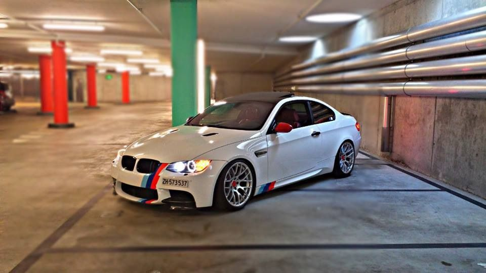 Definitely Doing The M Sport Livery When I Own An M3 M4 Someday